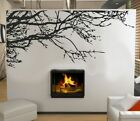 US Wall Decal Stickers DIY Black Tree Brunch Removable Vinyl Home Room Decor Art фото