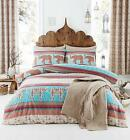 Catherine Lansfield Luxury Elephant Cotton Rich Duvet Set
