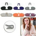 Foldable Mini Pocket Nose Clip Reading Glasses with Case 1.0 1.5 2.0 2.5 Gift ED