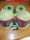 Star Wars Boba Fett Slippers  slippers  NWT Mens Medium 8-9 Large 10-11 $12.29 CAD