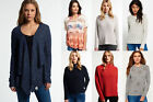 New Womens Superdry Knitwear Selection - Various Styles & Colours 3008
