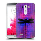OFFICIAL WONDROUSCRE8TIONS GALAXY WATERCOLOUR SOFT GEL CASE FOR LG PHONES 1