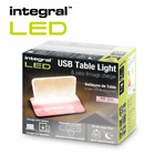 Integral LED USB Dimable Night Light Iphone & Samsung Phone Charger Touch Sensor