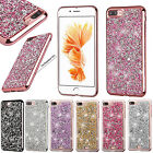 For Apple iPhone 8 & 8 PLUS Diamond Desire Back BLING Hard Case +Screen Guard