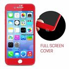 3D Curved Full Cover Tempered Glass Screen Protector for iPhone 8 - 8 Plus