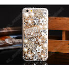 Stylish Crystal Case Cover Soft Edge Diamond Clear Phone Shell For Huawei