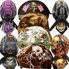 Assorted Terry Cloth SweatBand Head Rag Biker Shop Cap Hat Motorcycle Ride