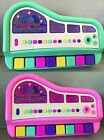 LIGHT & MUSIC BATTERY OPERATED ELECTRONIC ORGAN& MICROPHONE TOY FOR KIDS OVER 3