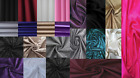 PLAIN MATERIAL SOLD BY THE METER USED FOR CLOTHES CURTAINS OCCASIONS FABRIC