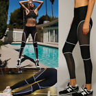 Women Yoga Workout Gym Leggings Fitness Sports Trousers Leotards Athletic Pants