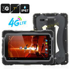 "4G LTE 7"" HUGEROCK-T70 RUGGED Tablet Outdoor Waterproof Smartphone Android 5.1"