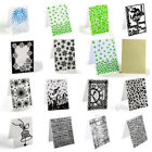 Xmas Various DIY Embossing Folder Template Scrapbooking Paper Cards Decor Gifts