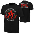 Wrestling AJ Styles P1 Untouchable Hrro To Follow Mens T-shirt Top Tee Shirt Hot