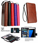 2 in1 Leather Wallet Case with Magnetic detachable Hard cover for iphone 6.6s,6+