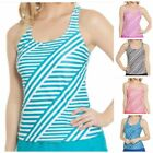 Ocean Dream Signature Stripe Play Tankini Swimsuit TOP ONLY~A273960