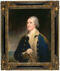 Pine Portrait of George Washington 1785 Framed Canvas Print Repro 16x20