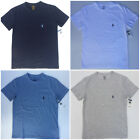 New POLO Ralph Lauren STRETCH COTTON Pocket T Shirt Crew Neck Tee S-2XL image