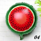 "18"" Watermelon Fruit Design Foil Balloon Helium Birthday Party Decor kids toy"
