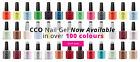 CCO UV/LED Soak Off Nail Gel Polish Varnish. Over 100 Colours To Choose From!