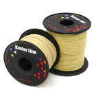 US STOCK Braided Kevlar Line Cord for Kites Flying Fishing Camping Survival