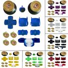 PS3 Replacement Kit + Gold Bullet Action Buttons & Shot Gun Thumbs for PS3 Shell