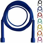 Skipping Rope Nylon Adjustable Jump Boxing Fitness Speed Rope Training 9FT ROPE