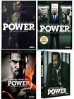 Power: The Complete Series Seasons 1-4 (DVD, 2017, 11-Disc Box Set) 1 2 3 4 New