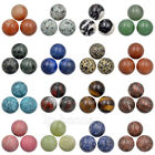 25mm 30mm 35mm Natural Gemstone Round Ball Crystal Healing Decor Statue Sphere