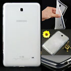 For Samsung Galaxy Tab 3 4 S S2 S3 A E Soft TPU Gel Silicone Case Cover Skin