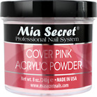 Mia Secret Cover Acrylic Powder -NUDE BLUSH /PINK /ROSE /BEIGE 0.5oz/1oz/2oz/4oz