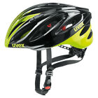 Uvex Boss Race black neon yellow Performance Fahrradhelm S41022916