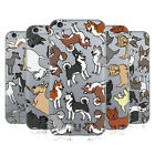 HEAD CASE DESIGNS DOG BREED PATTERNS 6 SOFT GEL CASE FOR APPLE iPHONE PHONES
