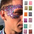 Mixed Flake Chunky Glitter Pots Nails Face Eye Shadow Tattoo Festival Body Dance