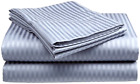 Bed Sheet Set 100 % Cotton King Deep Pocket 300 Thread Count 4 Piece Sets Cover