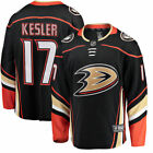 Ryan Kesler Anaheim Ducks Fanatics Branded Breakaway Player Jersey Black