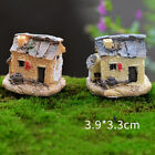 Vintage House Miniature Garden Home Decor Mini Craft Micro Landscape Accessoryqk