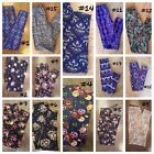 Brand New Buttery Soft Leggings Os, Plus, & Girls Floral Aztec Tribal Mom & Me