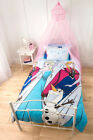 Kids Childrens Girls Princess popsicle Bed Canopy Pink or White