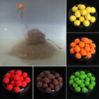 Smell Ball Bead Corn Flavour Feeder Boilies Bait Soft Floating Carp Fishing Lure