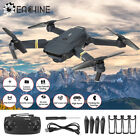 Eachine E58 WIFI FPV 2MP HD Camera High Hold Foldable Arm Drone Quadcopter AU
