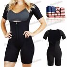Women's Neoprene Sauna Vest With Sleeves for Weight Lose Gym Sport Shaper Sweat