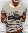 T SHIRT FORD MUSTANG BOSS 426 KEEP IT LOUD VINTAGE SHELBY S-2XL