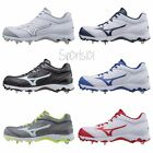 Mizuno 9 Spike Advanced Sweep 3 Metal Women's Fast Pitch Cleat 320546 Softball