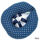 Puppy Bumpers® Keep Your Dog on the Safe Side of the Fence Navy Dot 2 sizes