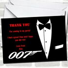 James Bond Theme Party Thank You Cards $63.95 USD