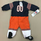 NFL Chicago Bears Footysuit Football Player Uniform Footed Body Suit Infants on eBay