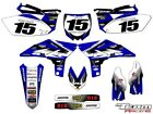 2010-2013 YAMAHA YZ 250F GRAPHICS KIT DECALS 250 F YZ250F STICKERS 2011 2012