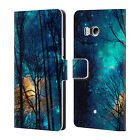 OFFICIAL HAROULITA FANTASY 1 LEATHER BOOK WALLET CASE COVER FOR HTC PHONES 1