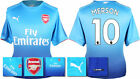 17 / 18 - PUMA ; ARSENAL AWAY SHIRT SS / MERSON 10 = ADULTS