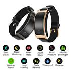Fitness Tracker Activity Wristband Heart Rate Blood Pressure Oxygen Monitor A7J4